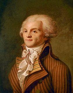 Максимилиан дьо Робеспиер