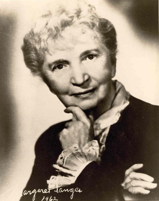Sanger, Margaret H