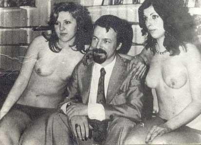 Ахмед Доган с български жени - проститутки.