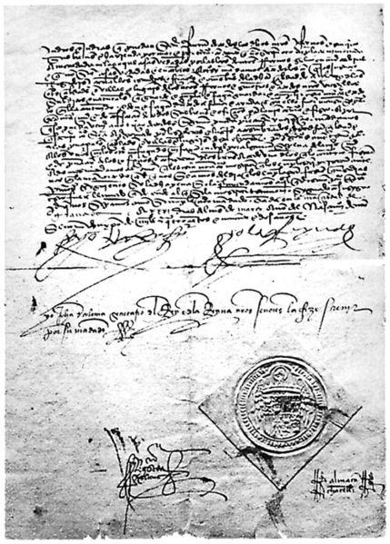 Алхамбрайският декрет или Едиктът от Гранада