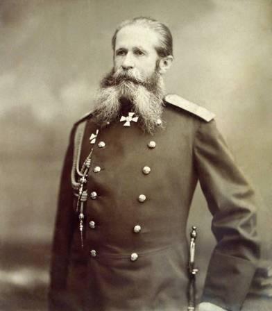 Генерал Йосиф Владимирович Гурко (1828-1901),