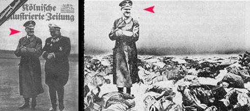 Оригинал и фалшификат пропаганда.