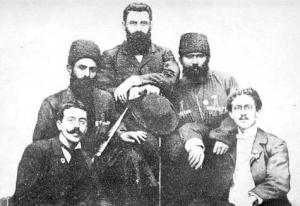 Евреи белогвардейци