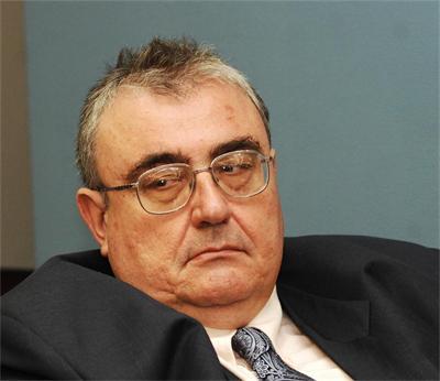 Политологът Огнян Минчев, създател на мозъчния тръст Институт за регионални и международни изследвания.
