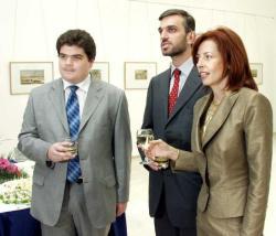 """Учредители на фондация """"Типинг пойнт"""" са Светослав Божилов и Цветелина Бориславова, Иван Кръстев и Александър Божков."""