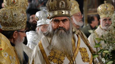 Варненския и Великопреславски митрополит Кирил