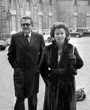 Надин Ротшилд и Едмонд