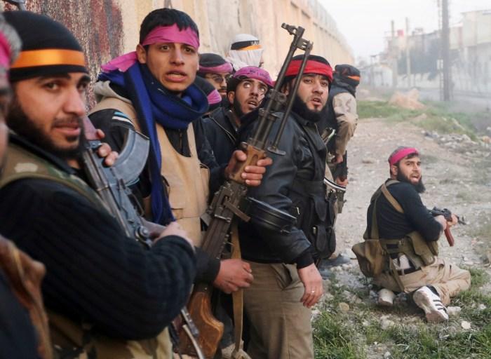Терористи от FSA