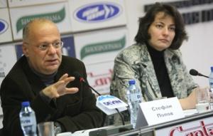 """Стефан Попов от """"Отворено Общество"""" и Ралица Илкова"""