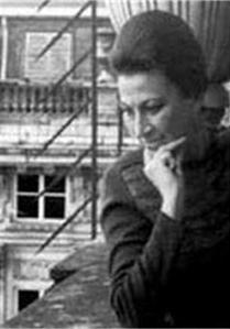 Една от малкото снимки, за които знаем, че съществуват на Веселина Георгиева.
