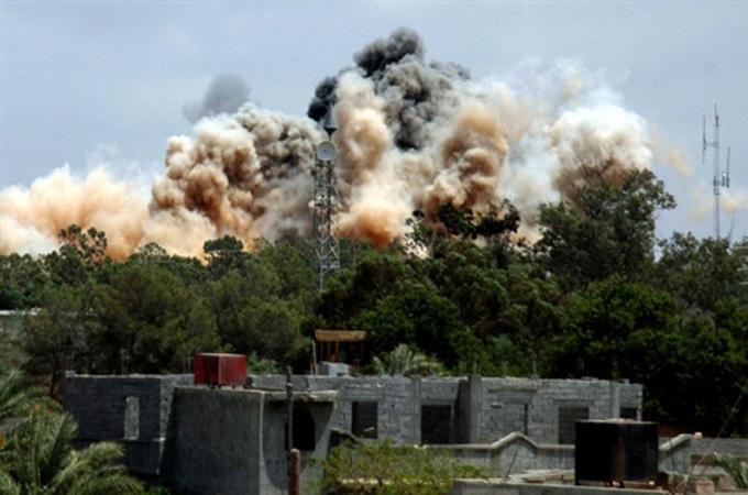 NATO-BOMBING-LIBYA-AFP