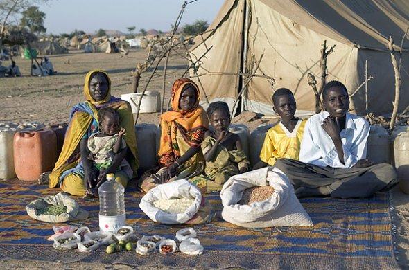 Чад, бюджет: 685 CFA франка; $1.23