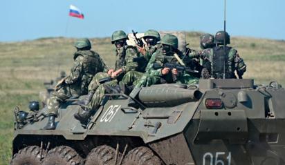 """Российско-китайские учения """"Мирная миссия-2013"""""""