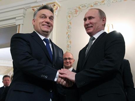 """""""Ядреният"""" договор между Орбан и Путин ознаменува завоя на Унгария в източна посока."""
