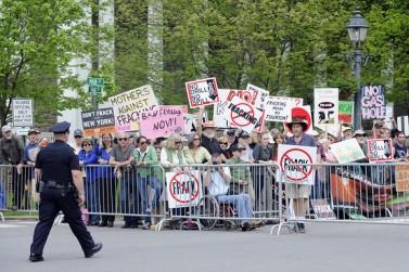 Protest Obama_1