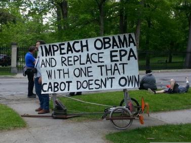Protest Obama_4
