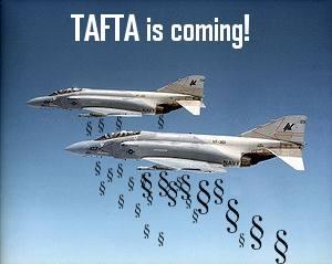 Споразумението ще установи Трансатлатническа свободна търговска зона между ЕС и САЩ /Transatlantic Free Trade Area – TAFTA/