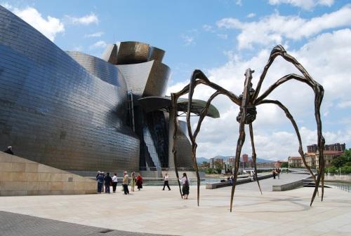 Музея Гугенхайм в Билбао