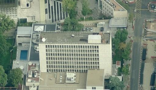 Американското посолство в Мадрид