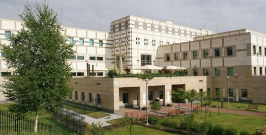 Посолството на САЩ в София
