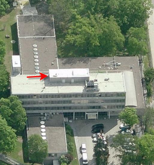 Посолството на САЩ в Стокхолм
