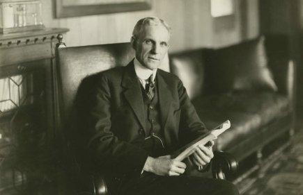 Хенри Форд