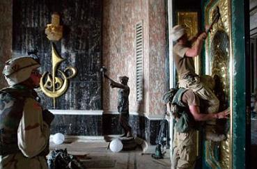 militari-americani-furand-aur-in-irak
