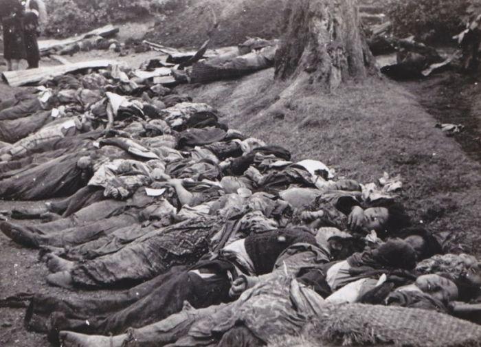 Токио, 1945 след бомбардировките