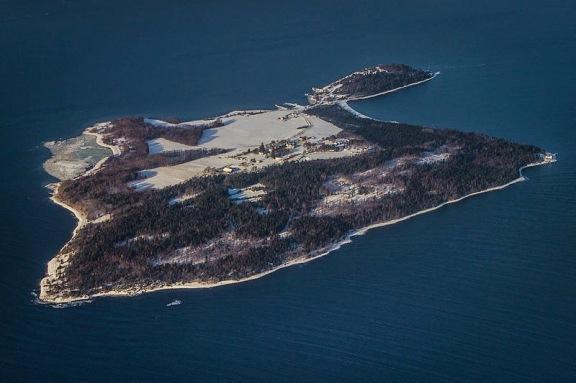Острова от въздуха
