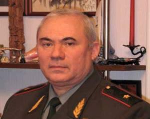 Ген.-майор Александър Владимиров