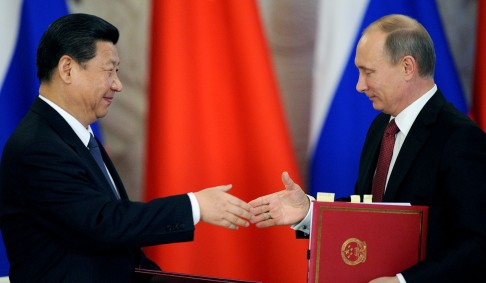 RUSSIA-CHINA-DIPLOMACY-ECONOMY