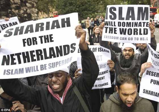 britainmuslimsharianetherlands