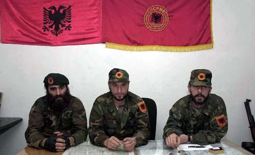 Движението за освобождение на Косово