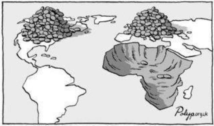 african-exploitation