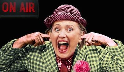 hillary-clown-