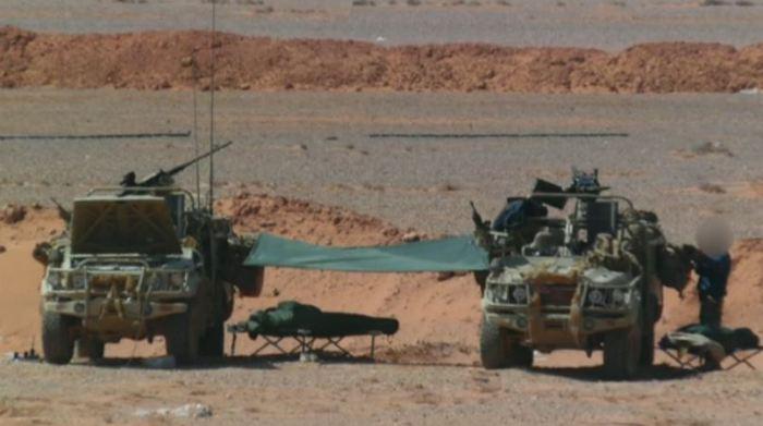 Британските специални служби пазят терористи в Сирия.