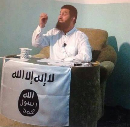 Ахмед Муса проповядва тероризъм в България.