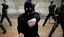 British Defense Minister Sys UK to Resume Militant Training in Syria