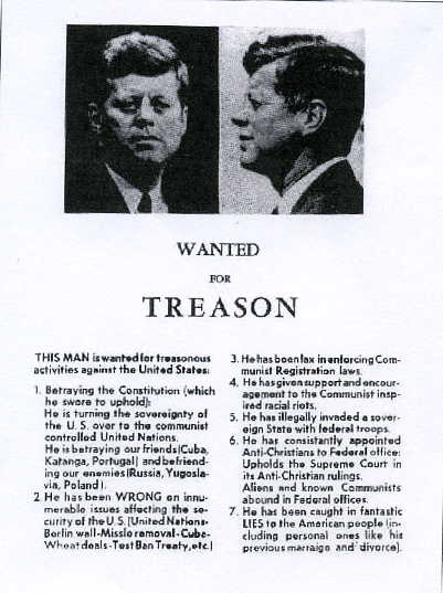 jfk-wanted-for-treason